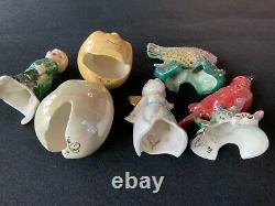 Lot of 6 vintage PIE BIRD/FUNNEL/VENT dated 1998 by LB unused hard to find