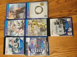 Lot of 88 PS3 ps4 xbox one 360 video games bundle mint shape hard 2 find