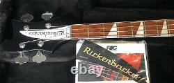 MINT! Rickenbacker 4003 Jet Glo 4-String Bass 100% Unplayed Hard to Find