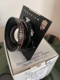 MINT Rodenstock APO-Sironar-S 180mm f5.6 with board hard to find