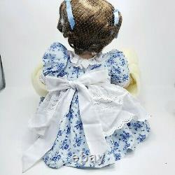 Marie Osmond Cotton Ginny Doll LE 1745 of 3000 Mint Hard to Find