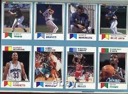 Mint Full Mag 1994 Scd Michael Jordan Card Rare Very Hard Find Shaq Griffey Jr
