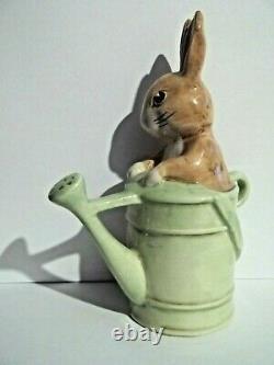 Mint Hard 2 Find Peter Rabbit Beatrix Potter Figurine Lot Gardening Digging Can