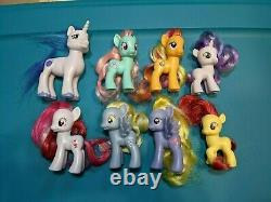 My Little Pony G4 lot, hard to find, Shinning Armor, Derpy Hooves/Muffins, Minty