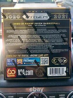 NBA PRISM MEGA Box 2020-2021 Factory Sealed. Brand New. Hot Rare Hard To Find