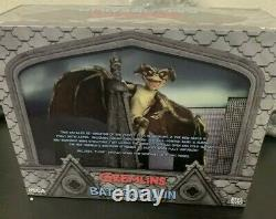 NECA Bat Gremlin (Used) Complete With Box. Mint Condition. RARE Hard to find