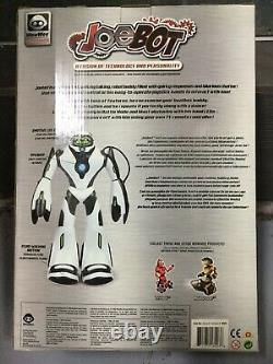 NEW IN BOX WowWee Joebot the Robot 2008 hard to find collectors item mint look