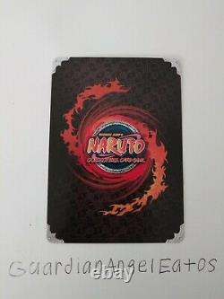 Naruto TCG CCG Sakura Haruno Super Rare Near Mint English Very Rare Hard to Find