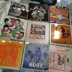 New low price! RARE 9 LP LOT The Beatles Underground hard-to-find LPS. Not TMOQ