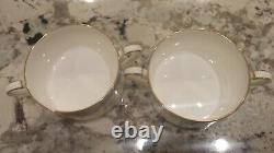 Noritake Mi Amor Set of 2 Cream Soup Bowls VERY HARD TO FIND! NEW! UNUSED! MINT