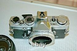 OLYMPUS MINT OM-1n BODY ONLY OM-SYSTEM G. ZUIKO AUTO-S (RARE HARD TO FIND)