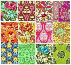 OOP & Hard to find Soul Blossom 12 fat quarter bundle by Amy Butler