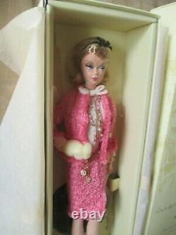 PREFERABLY PINK Silkstone Barbie -NRFB Mint NIB Hard to Find 2007