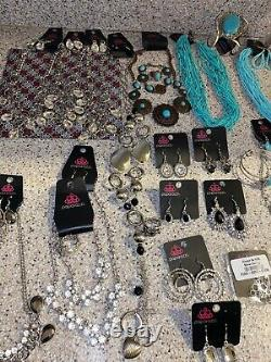 Paparazzi jewelry lot vintage! Priced To Sell! Fabulous Pieces, Hard To Find