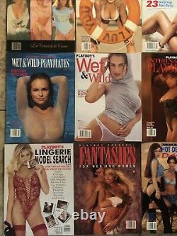 Playboy SPECIAL EDITION Magazine Lot x 25 Vintage Hard to Find