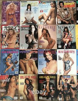 Playboy SPECIAL EDITION Magazine Lot x 60 1985 2011 Vintage Hard to Find