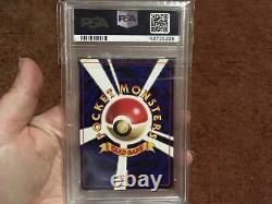 Pokemon Japanese Base Set Gem Mint Holo Gyarados PSA 10 Hard To Find Vintage