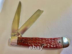 Rare Case Razor Trapper Knife, Hard To Find Great Collectors Item, Near Mint Con
