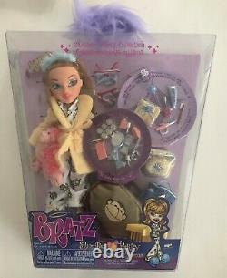 Rare Hard To Find BRATZ Slumber Party Collection MEYGAN Fashion Doll NIP