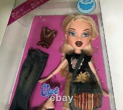 Rare Hard To Find BRATZ The Style It! Fashion Collection CLOE Doll NIP withPoster