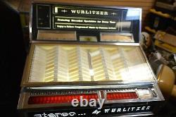 Rare hard to find 100% working Wurlitzer model 2800 Jukebox machine coin op mint