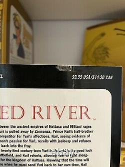 Red River Manga English Lot Out Of Print Hard To Find FREE SHIPPING 17 Volumes
