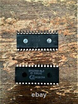 SP0256A-AL2 Original and Hard to find integrated circuits. Lot of 10pcs