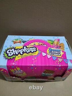 Shopkins SEASON 1 Blind Basket LOT OF 25 SEALED SUPER HARD TO FIND RARE LAST 1