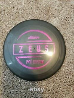 Slightly used disc golf discs lot! Hard to find discs! Discmania and Discraft