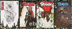 Spawn 250-270 Lot of 21 Low Print Run Variants Todd McFarlane Image Hard to Find
