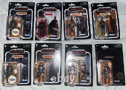 Star Wars Vintage Collection Mandalorian Lot! Exclusives And Hard To Find! 3.75