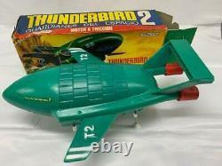 Thunderbird 2 De Molto, Original, Completo, Very Hard To Find, Mint & Boxed