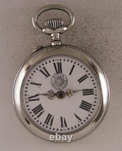 Unique CHRONOMETRE F. E. Roskopf RITTA 1900 Swiss Pocket Watch MINT HARD TO FIND