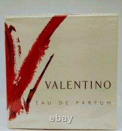 VALENTINO V WOMAN, EAU DE PARFUM 1.7oz. 50 ml. Sealed, hard to find