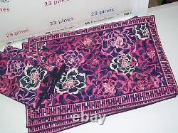 Vera Bradley Lot Set Of 4 Placemats Plus Napkins Hard To Find Katalina Pink Nwt