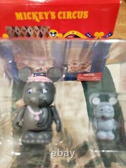 Very Hard To Find Disney Vinylmation DUMBO Mickey Circus 2012 ONLY MINT