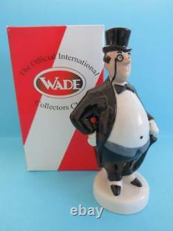 Very Rare Wade The Penguin From Batman Series Comics, 1999 Hard To Find Mint
