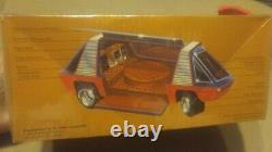 Vintage Sealed George Barris Supervan Model Kit Hard To Find Mint Lqqk