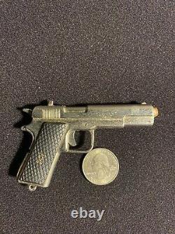 Vintage Toy Worlds Smallest Working Revolver Cap Gun Pistol Hard To Find Lot 2