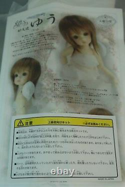 Volks Yo Tenshi YUH Hard to Find, Mint in Box with all paperwork YoSD with Wings