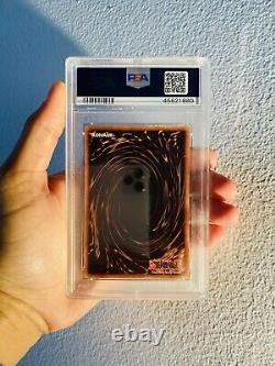 YuGiOh Baby Dragon MRD-061 1st Ed PSA 9 MINT HARD TO FIND (see My Other Items)